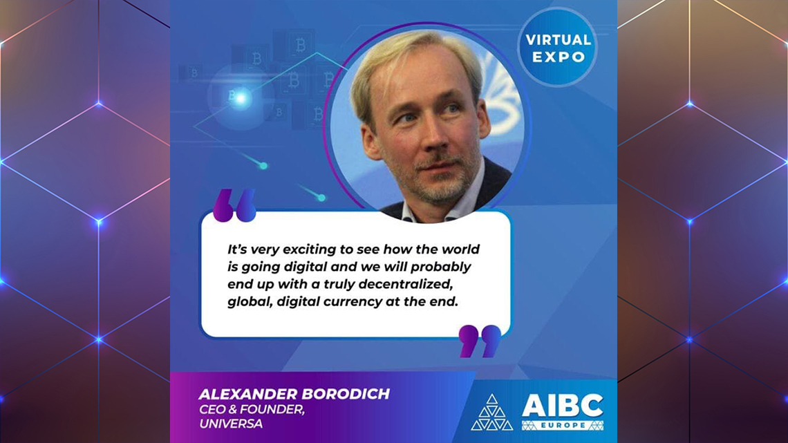 AIBC Virtual Summit 2020 | Europe's largest virtual event for Emerging Tech